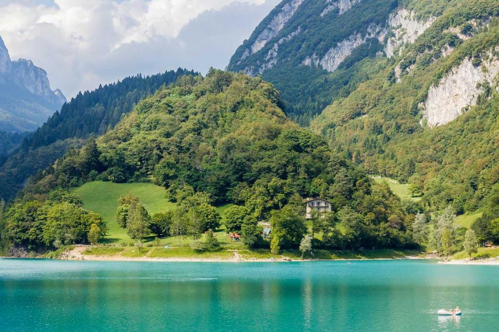 Lago-di-Tenno escursione-giornaliera Hotel-Lido-Molveno5