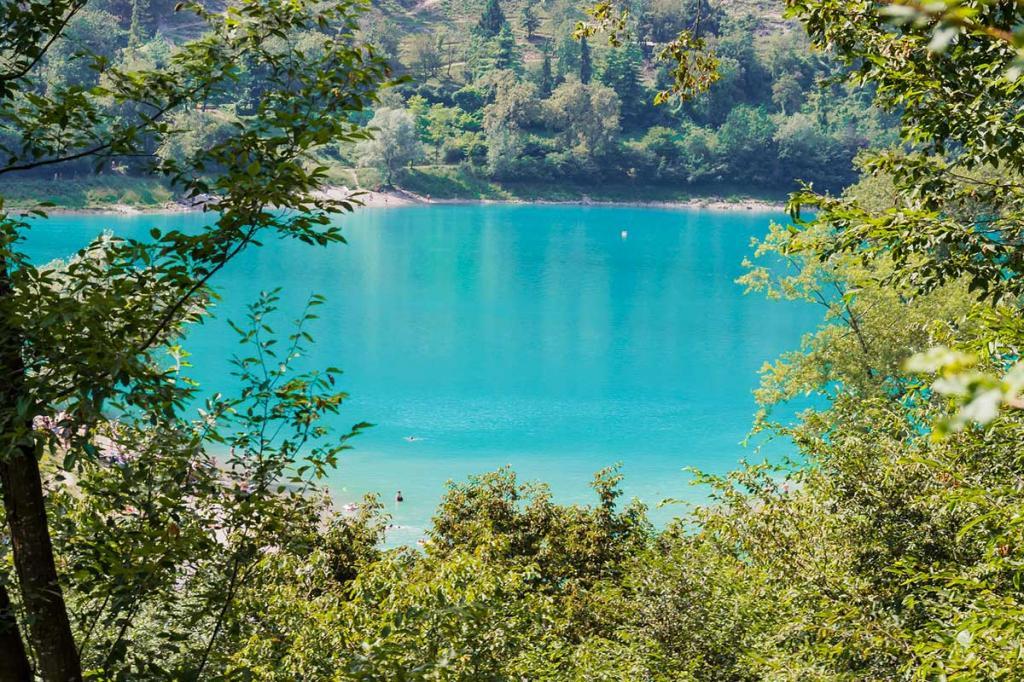 Lago-di-Tenno escursione-giornaliera Hotel-Lido-Molveno1
