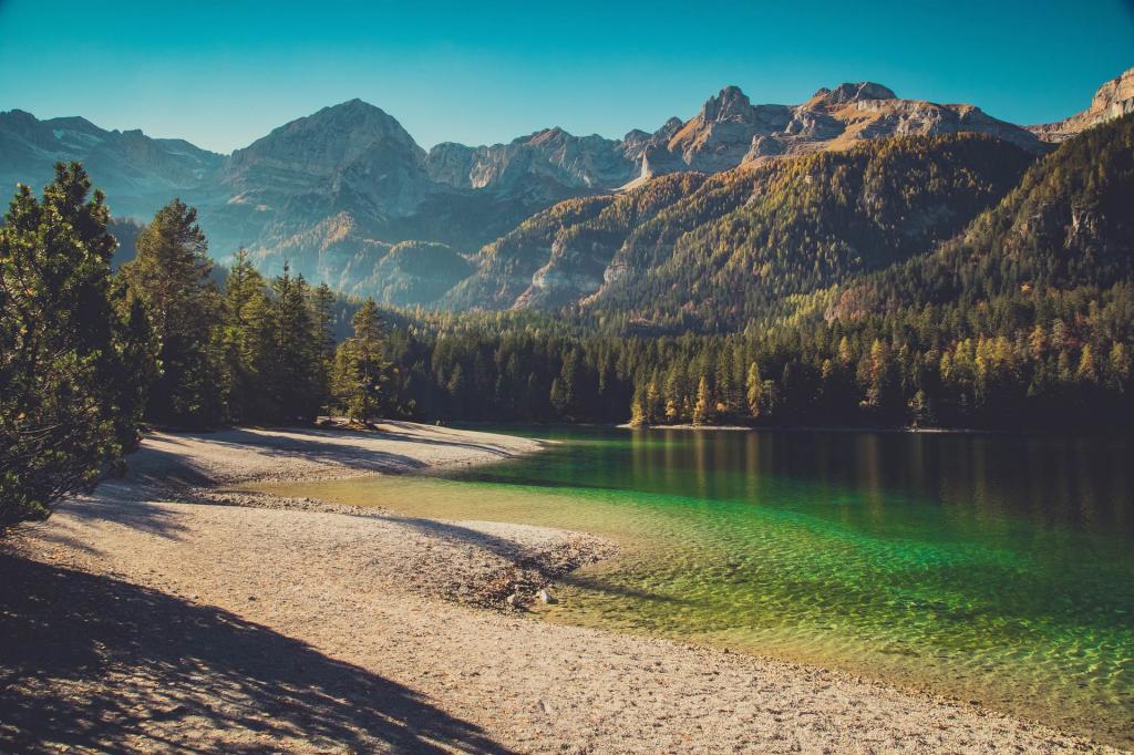 Lago di Tovel Val di Non